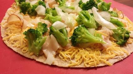 Broccolionionturkeycheese